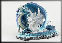 Mothers Love Ornamental Dragon Figurine By Nemesis Now. 18cm. NEW