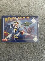 Mega Man X 30th Anniversary Classic SNES Playable Cartridge - 8500 Made Capcom