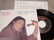 "7"" - Nicole McCloud / New York Eyes & Ordinary Girl / Soul / MINT PROMO # 3555"