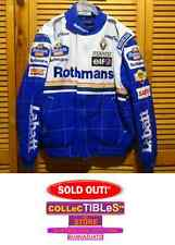 Size: M F1 Williams Renault Sparco Jacket Goodyear Sonax Sanyo  HRC MY LAST!