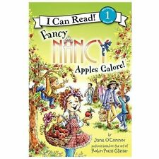 I Can Read Level 1: Fancy Nancy - Apples Galore! by Jane O'Connor (2013, Paperb…