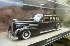 RARE ! 007 JAMES BOND - LaSalle HEARSE from - Dr.No - 1:43 BOXED CAR MODEL