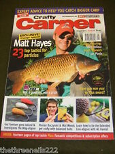 CRAFTY CARPER - MATT HAYES - AUG 2005 # 96