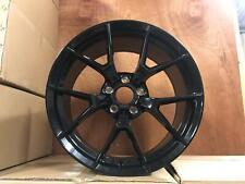 """19"""" 763M M3 M4 CS Style Alloy Wheels Gloss Black BMW F10 F11 F12 F13 5 6 Series"""