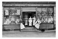 pt4783 - Flockton Industrial Co-operative Society , Yorkshire - photograph 6x4