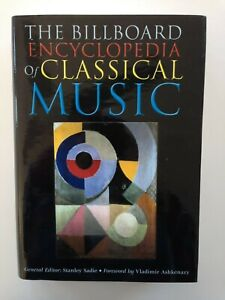 The Billboard Encyclopedia of Classical Music (hardcover)	Stanley Sadie