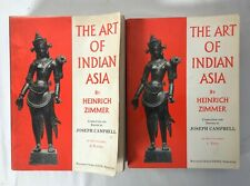 The Art of Indian Asia by Heinrich Zimmer Joseph Campbell Bollingen Volume 1-2