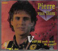 Pierre van Dam-voel jij ook wat ik voel cd maxi single