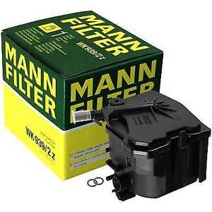 Mann-filter Fuel filter WK939/2 fits Citroen C4 LC_ 1.6 HDi