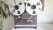 Tascam 38 Reel To Reel Tape 8 Track Recorder Player Machine Hifi Audio