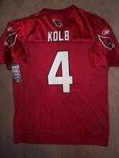($50) REEBOK Arizona Cardinals KEVIN KOLB nfl Jersey YOUTH KIDS BOYS (xl)