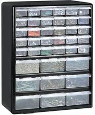 Greenpro Wall Mount Hardware and Craft Storage Cabinet 39 Drawer Organizer