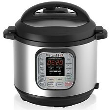 Instant Pot 7-in-1 Multi-Use Programmable Pressure Cooker 6 Quart | 1000W