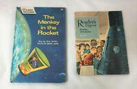 The Monkey in the Rocket, Jean Bethel, & Reader's Digest Skill Builder