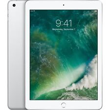 NUOVO Apple iPad (2017)128GB WIFI Plata Tablet+Gift