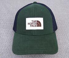New The North Face Original Mudder Night Greem Mens Trucker Hat RHTFACE-113