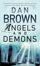 Angels and Demons, Dan Brown | Paperback Book | Acceptable | 9780552150736
