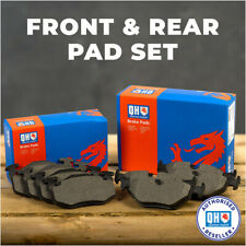 Front And Rear Brake Pads Set Fits Audi A3 1.6 1.9 2.0 FSI TDI 2003 - 2009