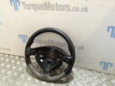 2002 Vauxhall Zafira Gsi Steering wheel