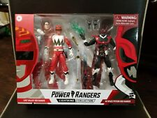 Power Rangers Lightning Collection Psycho Red Ranger & Lost Galaxy Action Figure