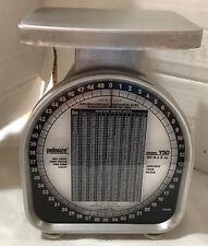 Very Nice Pelouze Postal Scale Model Y50uweighs Up To 50 Lbs
