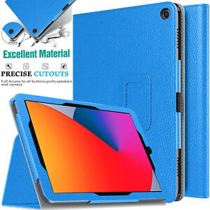 """Protective Leather Flip Stand Case Cover For Apple iPad (10.2"""") Inch (2020-19)"""