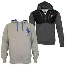 ECKO Mens Hoodie Kangaroo Pocket Hooded Hoody Pullover Sweatshirt Top