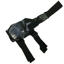 Waterproof Adjustable Pistol/Gun Drop Puttee Leg Thigh Holster Pouch Holder