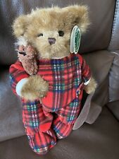 "Bearington Bears ""Gavin & Giddyup"" 14"" Plush Bear- #173011 - Nwt- 2007 -Retired"