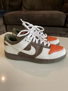 Nike Dunk Low Pro SB Oompa Loompa size 10 304292-228