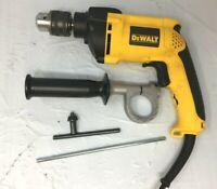 "DEWALT DW511 1/2"" (13mm) VSR Single Speed Hammer Drill, GL602"