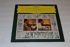 Bach: Violinkonzerte~Solisten: Igor and David Oistrach~Deutsche Grammophon