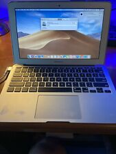 Apple Macbook Air 11 inch 256gb Core i5 2014 (Used in working condition)