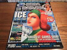 Sega Saturn Magazine - Issue #28 February 1998 Dreamcast Game