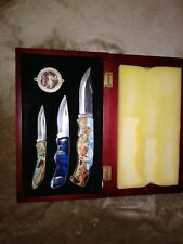 Set of Three(3) Chinese Collector  Knives