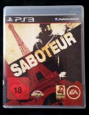 The saboteador (Sony PlayStation 3, 2009)
