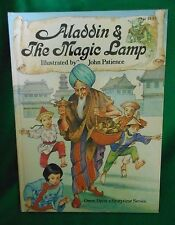 Aladdin & The Magic Lamp Once- Upon a Storytime Series 1993 Landoll