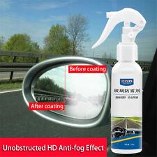 120ml Invisible Hydrophobic Glass Windscreen Window Anti-Fog Agent Mist Spray