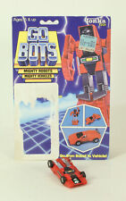 Vintage Go Bots Spoiler 1984 Tonka With Original Card