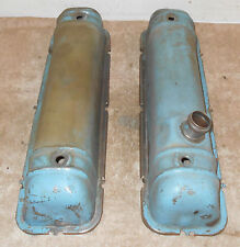 1957 Mercury Monterey Montclair Turnpike Cruiser ORIG 368 Y-BLOCK VALVE COVERS