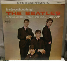 Introducing The Beatles Record SR1062