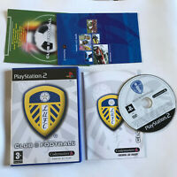 Leeds United Club Football / Boxed & Instructions / Playstation 2 PS2 / PAL