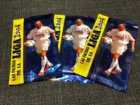 La Fichas De La Liga 2004 Mundicromo Spanish Soccer Cards Sealed Packs Beckham