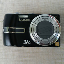 Panasonic LUMIX DMC-TZ3 7.2 MP Digital Camera - Black