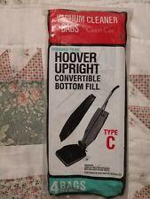 16 Hoover Type C Upright Carpet Care Vacuum Bags 06-23-05