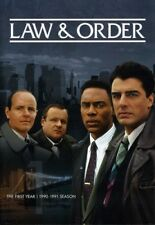 Law & Order - Law & Order: The First Year [New DVD] Boxed Set, Snap Case