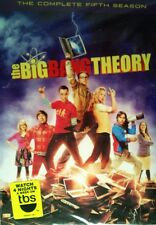 The BIG BANG THEORY The COMPLETE FIFTH SEASON 24 Episodes + Special Features