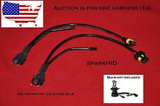 H4 9003 BI-XENON Civic HID H4-3 HI/LO bike motorcycle Relay Bi Xenon Harness