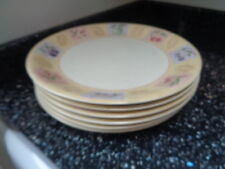 MARKS AND SPENCER WILD FRUITS DINNER PLATES X 6