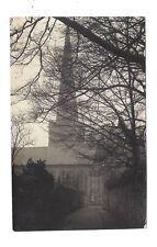 Vintage RP postcard Ledbury Church, Herefordshire. pmk Ledbury 1930